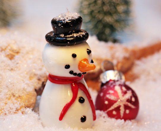 Bombki figurki - Najnowsze świąteczne trendy